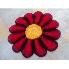 Fashion Sunflower Design Carpet Floor Mat