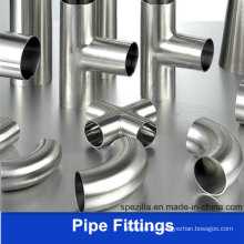 China Manufacture Pipe Fittings of Stainless Steel