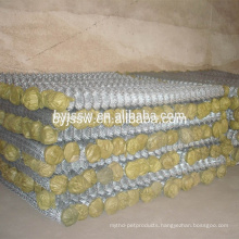 Diamond Type Wire Mesh ,Rhombic Wire Mesh ,6 Foot Chain Link Fence