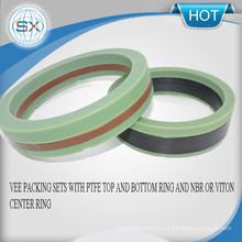 High Resistant Graphite PTFE Packing for Valves