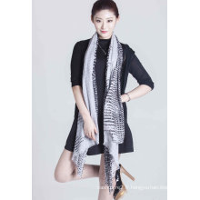 Écharpe en laine 100% mérinos