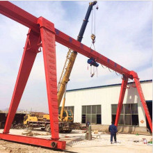 MH Model electric Hoist Gantry Crane