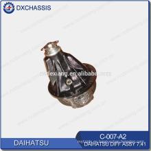 Genuino Daihatsu Diff Assy 7:41 194MM C-007-A2