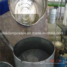 Résine de polyester SMC / BMC à faible encrassement