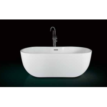 New Design Freestanding Acrylic Bathtub