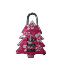 Zinc Alloy Combination Lock (J-8073)