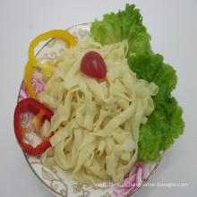 Alimentos dietéticos de fideos de avena Konjac Fettuccine