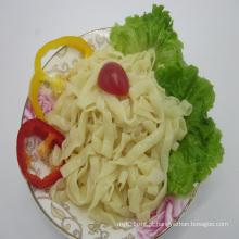 Alimento dietético do macarronete da aveia Fettuccine de Konjac