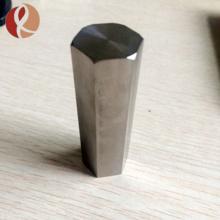 Nuevo titanio barra hexagonal ti bar grado 1 barra de titanio con alta calidad