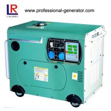 Gerador de diesel 100% de cobre e super silencioso 4.5kVA