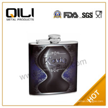 2014 newest passivated flask
