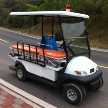 Excar Factory Electric Golf Cart for Ambulance