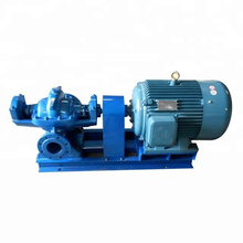 Axially-split single-stage double-suction centrifugal pump
