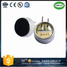 Microphone à électret à condensateur étanche omnidirectionnel (FBELE)