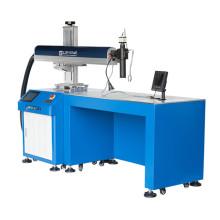 Machines à laser de soudure à la parole publicitaire