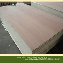 2.5mm, 3.0mm, 3.6mm, 5.0mm Commercial Plywood for Door