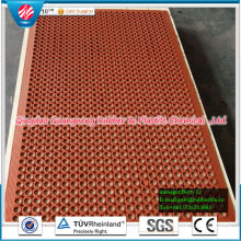 Hotel Anti-Slip Rubber Mat Oil Resistance Rubber Mat Hotel Rubber Mats Anti-Fatigue Mat