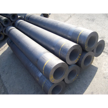 Iran Customers Favorite Import HP Graphite Electrode