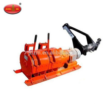 30kw explosion proof miniing electric winch,two drum winch