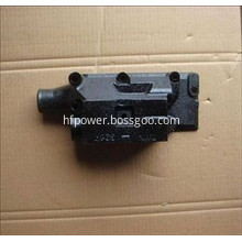 lovol diesel  engine part thermostat housing
