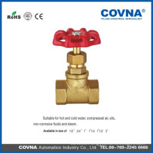 China supplier hot sale brass knife stem gate valve with prices