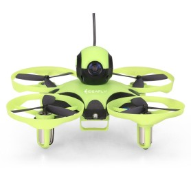 Waterproof Racing Drone 90mm Dengan Penerima Frsky
