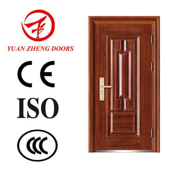 La porte d'intérieur en fer chaud est fabriquée en Chine