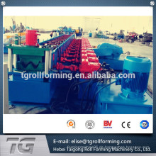 Premium-Qualität Highway Guardrail W Kaltwalzformmaschine mit hoher Ressourceneffizienz