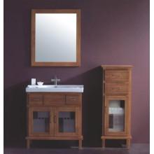 Wooden Bathroom Cabinet (B-327)