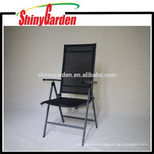 Leisure Steel Frame 7 Gears Adjustable Folding Chair