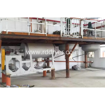 Vacuum Harrow Drying Machine for Drying Lithium Iron Phosphate