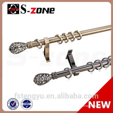 28mm AB stainless steel curtain rods