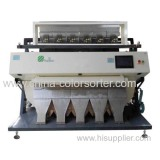 315 Channels Broad Bean Ccd Color Sorter With Italy Ejector