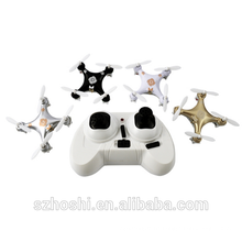 Cheerson CX10A 2.4GHz 6 Axis 4 Channel Mini Drone Headless Mode LED Light For Night Fly Quadcopter