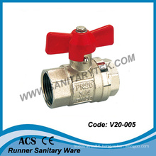 Female Brass Ball Valve (V20-005)