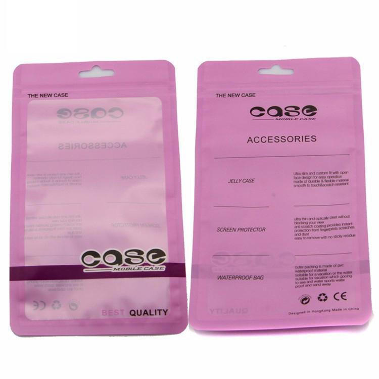 1000pcs 19 11cm Ziplock Retail Package Plastic Packaging Bag For Iphone 4s 5c 5s 6 6s Samsung Galaxy S3 S4 S5 S6 Cell Phone Case