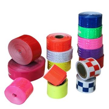 PVC Reflective Tape for Safety