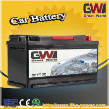 12V100ah/DIN100 Bus Battery Cars for Sale in Dubai