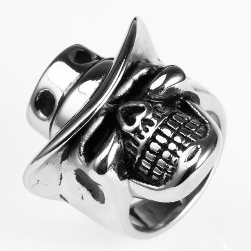 Michael Jackson skull ring