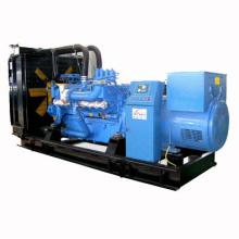 Grupo electrógeno Diesel con motor Mtu
