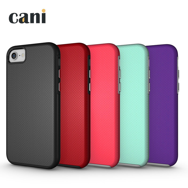 Multi Color Case For Iphone8 Plus