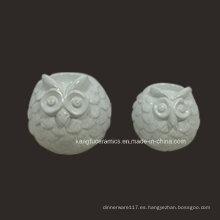Florero de cerámica del precio barato de alta calidad