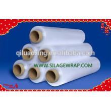 Película estirable de envoltura retráctil manual de 500 mm x 17 cm x 300 m