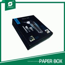 Caixa de embalagem de papel de laminação de alta qualidade Matt (FP200091)