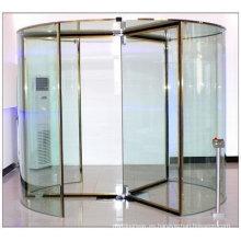 Suministro de sistema automático de puerta de cristal CN
