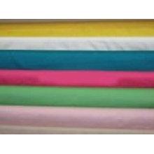 telas de algodón orgánico del dril de algodón