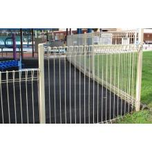 Roll Top Weld Fence Panel