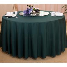 100% linge de table à la maison de lin / nappe d'hôtel / nappe de restaurant
