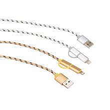 Mangas de cable de algodón para computadora