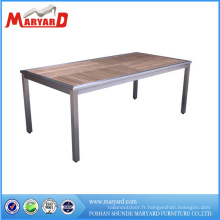 Excellente table en acier inoxydable 304 poli